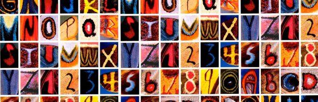 L'alfabeto sulle ali